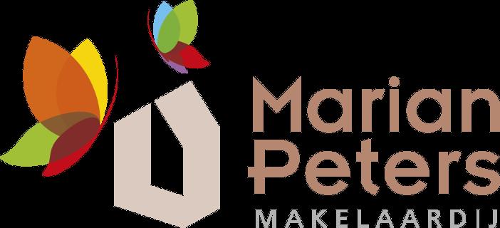 Marian Peters makelaardij Logo